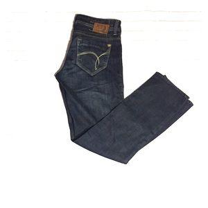Mavi Denim - Mavi dark wash Sophie jeans SZ 6