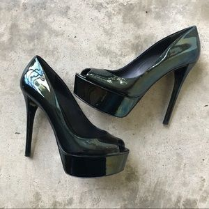 Brian Atwood Shoes - 🔆SALE🔆 Brian Atwood Patent Bambola Heels