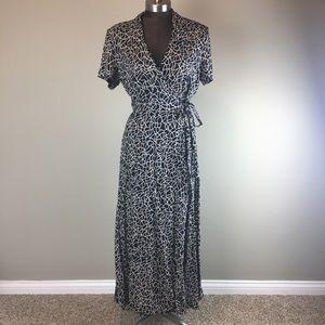 Ultra Dress Collection Dresses & Skirts - ❗️Ultra Dress | Vintage Patterned Wrap Dress