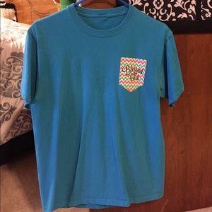 Tops - Blessed Girl Shirt