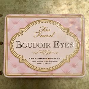 Too Faced Other - LIKE NEW Too Faced Boudoir Eyes eye shadow palette