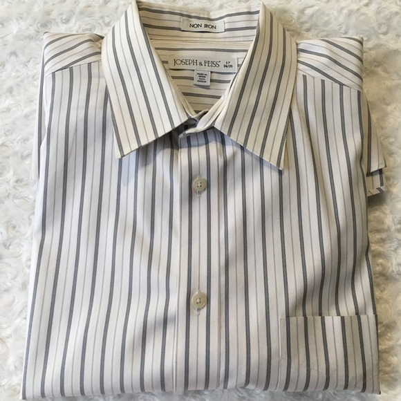 60 off other joseph feiss men 39 s non iron dress shirt