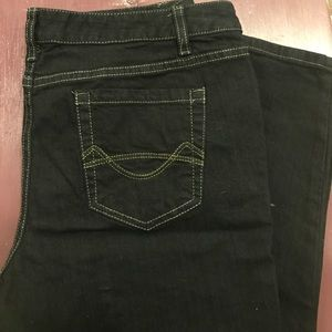 "Denim - NWOT Mossimo slim bootcut jeans 13S 30""inseam"