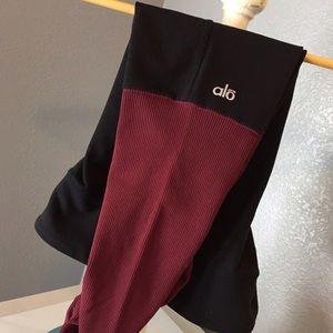 ALO Yoga Pants - SALE ⭐️ALO Goddess Leggings size XS