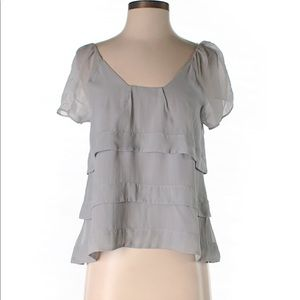 Banana Republic Tops - Banana Republic 100% silk top