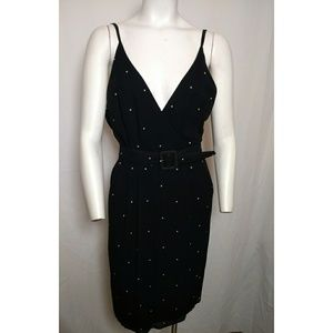 Vintage Giorgio Armani Polka Dot Dress