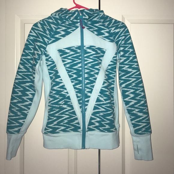 aec1732e362e85 Ivivva Jackets & Coats   Kids Lulu Lemon Sweatshirt Full Zip Up ...