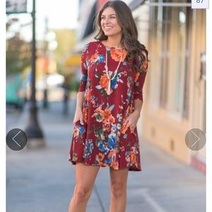 Dresses & Skirts - Fall Forward Dress