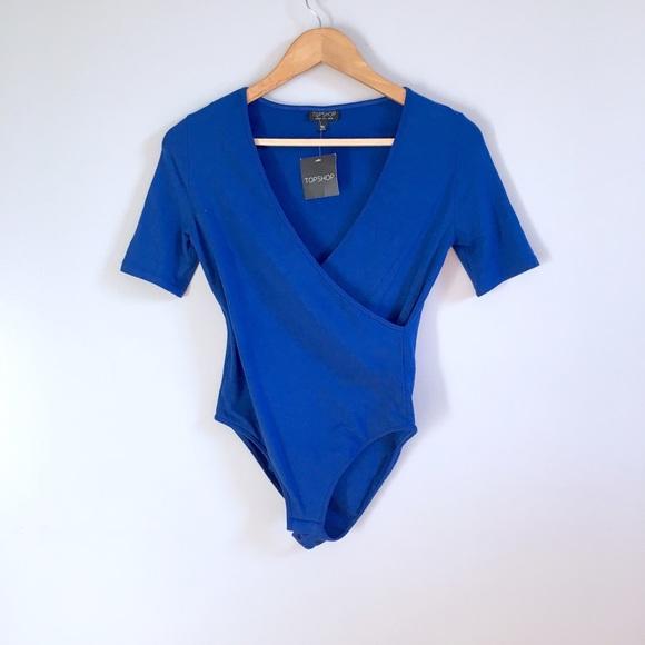 Topshop Tops - Topshop Body Suit
