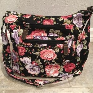 Other Handbags - Floral Purse
