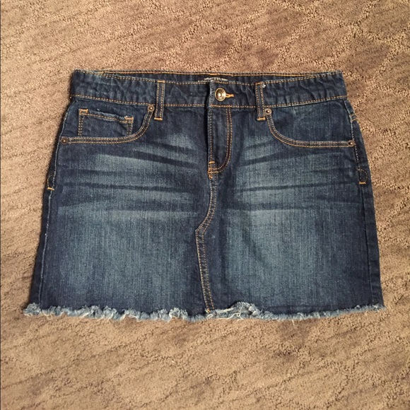 38fde2a154 Lucky Brand Bottoms | Kids Jean Skirt | Poshmark