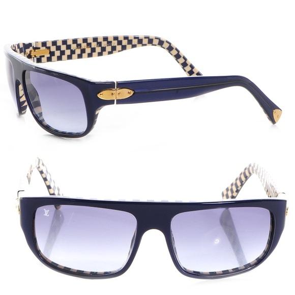 17b3ce9e101d Louis Vuitton checkered Sunglasses