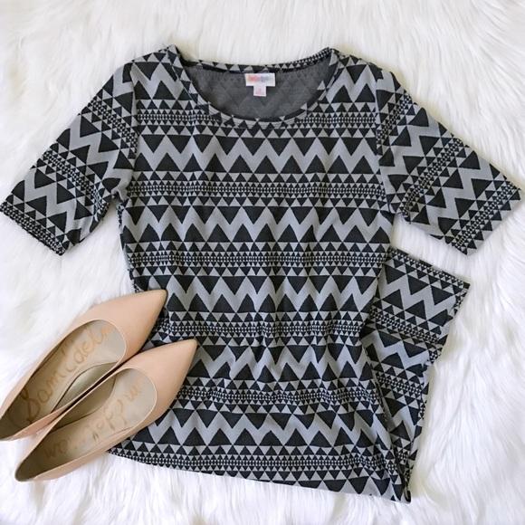 HTF Julia dress in tribal print jacquard fabric