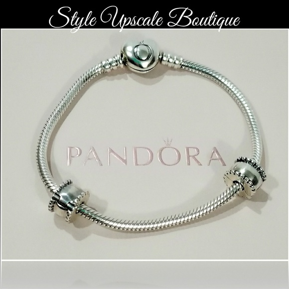 d8c9445a1 Pandora Jewelry   Sold Local Clips Charms   Poshmark