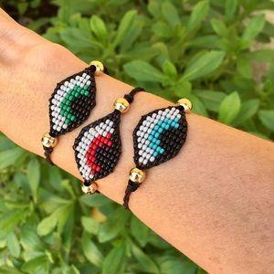 Jewelry - Handmade Evil Eye Bracelet