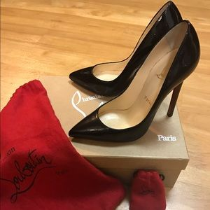 Christian Louboutin Shoes - Christian Louboutin Pigalle Pumps Size 38