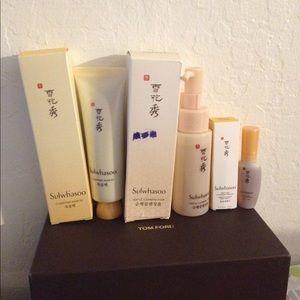 Sulwhasoo skincare Korean brand
