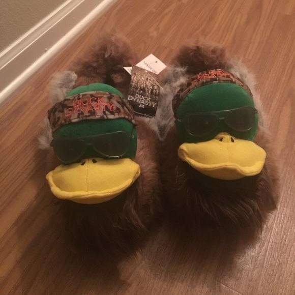 duck dynasty Intimates & Sleepwear | Slippers | Poshmark