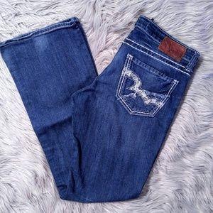 Big Star Denim - Big Star Casey Low Rise Boot Cut Jeans