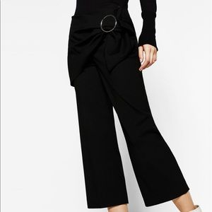 Zara Pants - Zara Trouser Pant With Buckle