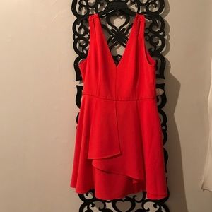 Adelyn Rae Dresses - Orange Dress