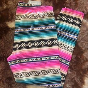 Forever 21 Pants - Tribal leggings