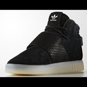 Adidas Rørformet Inntrenger Stropp Svart Pris 1drci11o