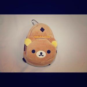 Handbags - Mini Japanese Rilakkuma Bear Backpack Pouch