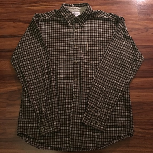50 Off Columbia Other Columbia Men 39 S Plaid Button Down