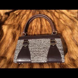 Miche Handbags - MICHE WOVEN BASE & BROWN SHELL