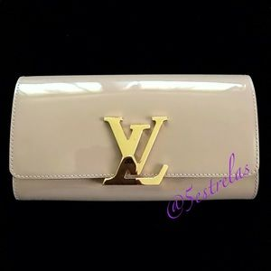 1a79dc774e0a Louis Vuitton Bags - Louis Vuitton Vernis Louise EW Clutch