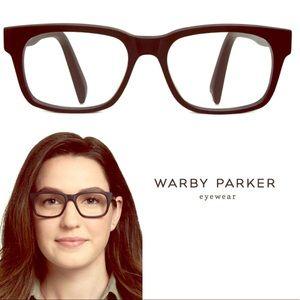 Warby Parker Accessories - WARBY PARKER Eyeglass Black Frames 50/17/145