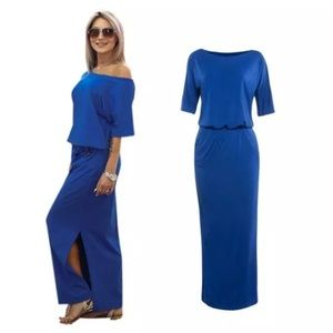 Dresses & Skirts - ROYAL MAXI 5⭐️