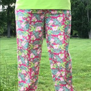 Lilly Pulitzer Other - RARE Lilly Pulitzer VINTAGE Pelapa in Yelapa SZ 38