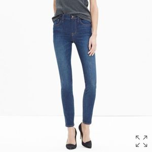 Madewell Denim - Madewell TALL High Rise Jeans in Surfside Wash