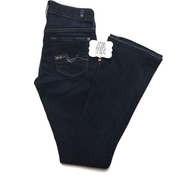 7 For All Mankind Denim - SALE 7 for all mankind Bootcut Jeans