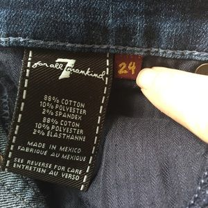 7 For All Mankind Jeans - SALE 7 for all mankind Bootcut Jeans