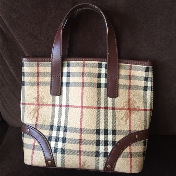 cc7069d8f35a Burberry Handbags - Authentic Burberry small nova check tote