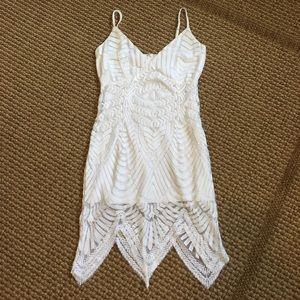 Amazing Lace Dresses & Skirts - BRAND NEW Amazing Lace White Dress