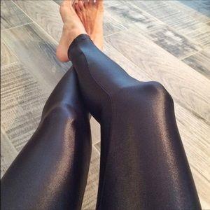 Koral Pants - Koral high waist lustrous legging