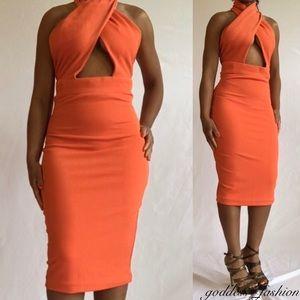 AQ/AQ Dresses & Skirts - AQAQ Midi Dress