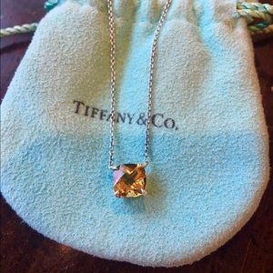 Tiffany & Co. Jewelry - Tiffany & Co. citrine pendant