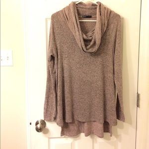 Gibson Sweaters - Gibson cowl-neck sweater