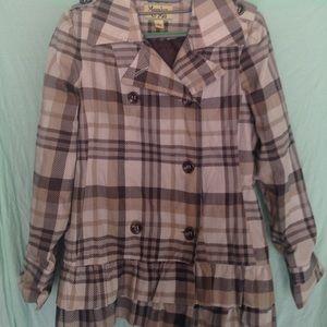 Maralyn & Me Jackets & Blazers - Maralyn & Me Raincoat