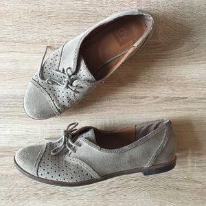 DV by Dolce Vita Shoes - DV Dolce Vita Suede Oxfords