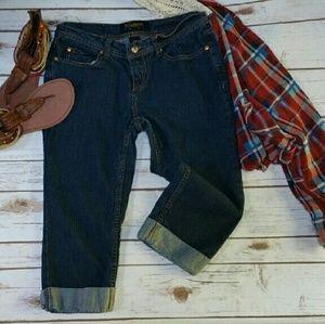 Rocawear Denim - Rocawear Cropped Jeans NWOT
