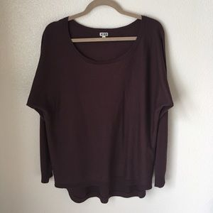 14th & Union Sweaters - 14th & Union Dolman Sleeve Light Weight Sweater