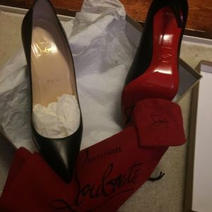 Christian Louboutin Shoes - Christian Louboutin Pigalle Follies 100 Kid