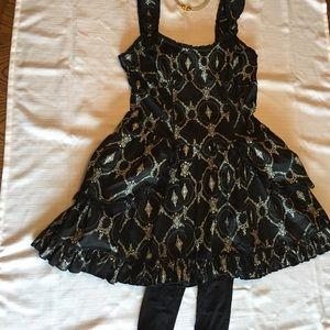 Lip Service Dresses & Skirts - ⚡️⚡️$35 was $45⚡️⚡️Lip Service black 'Goth' dress