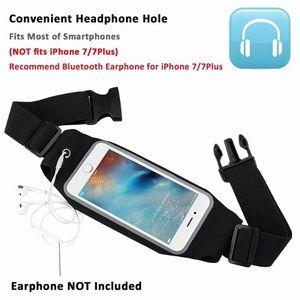 Accessories - Sports Running Waist Bag Case For Samsung iPhone